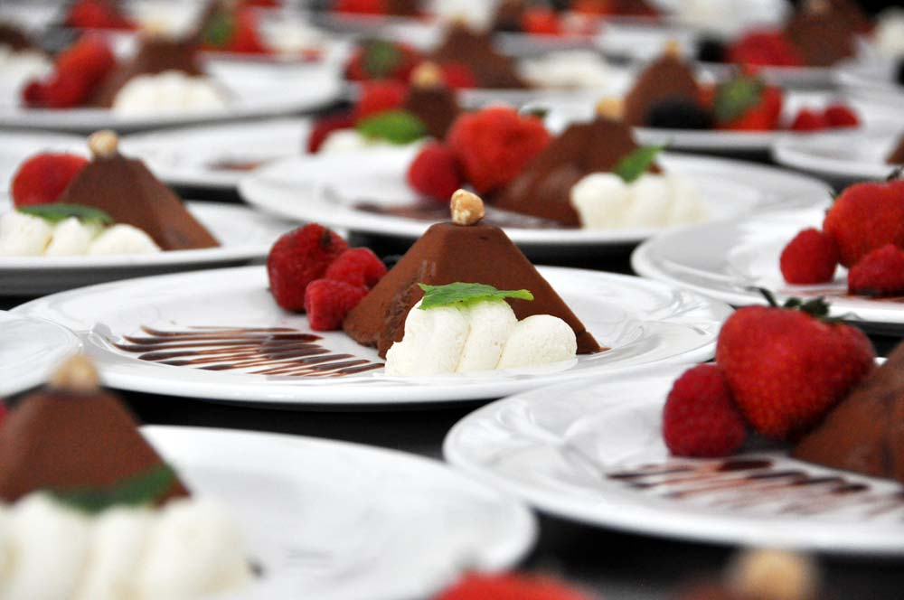 Wedding caterers in Sussex