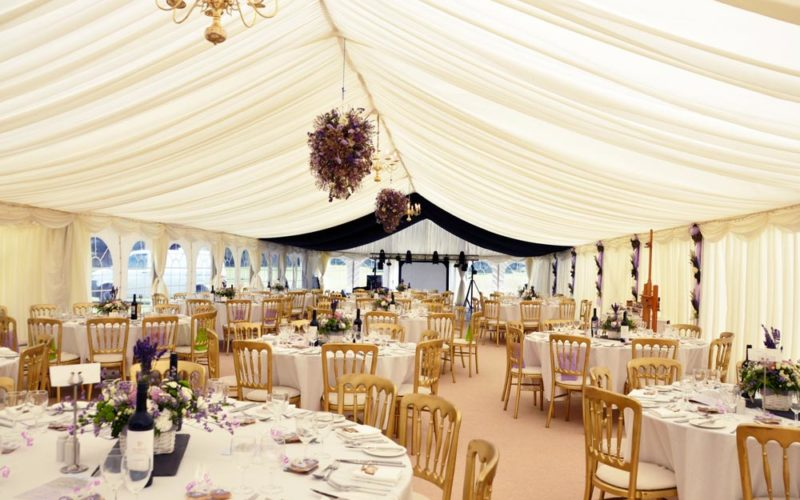Marquee Hire in Arundel