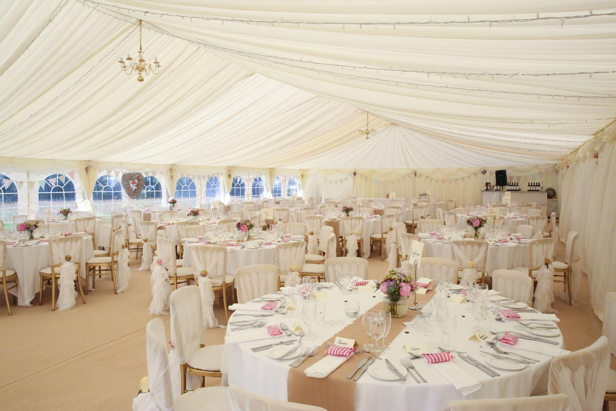 Wedding Caterers in Sussex, Surrey & Kent