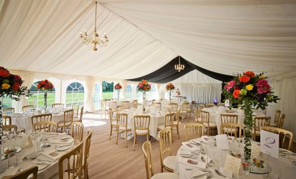 Marquee Hire in Sussex, Surrey & Kent