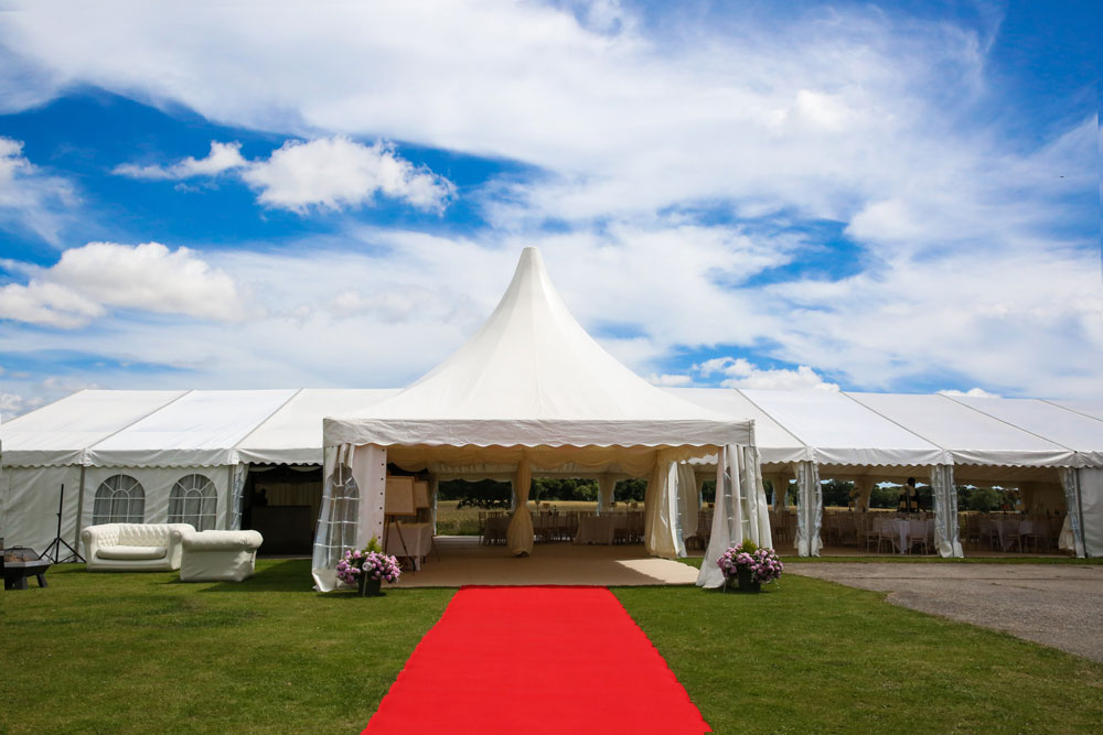 Marquee Hire in Kent