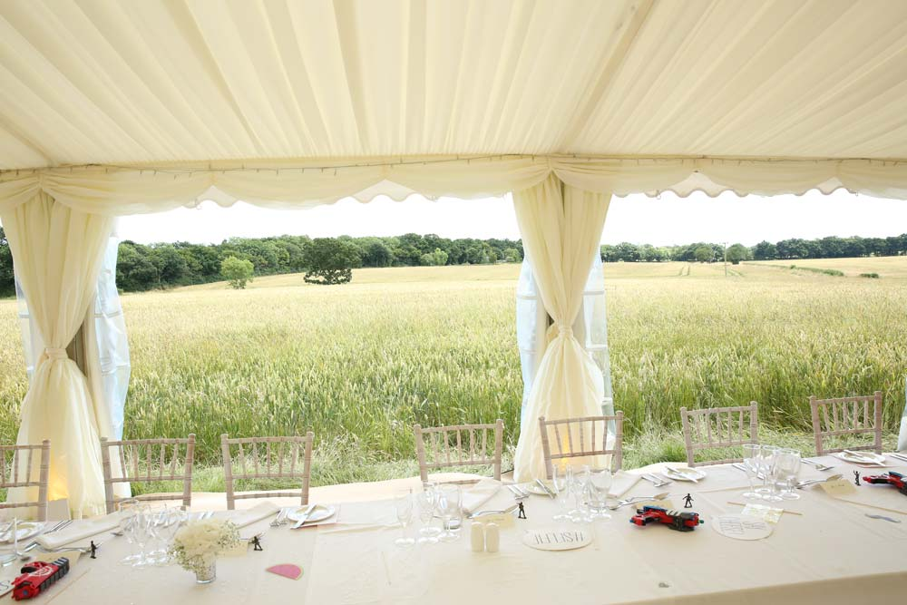Marquee Hire in Petworth