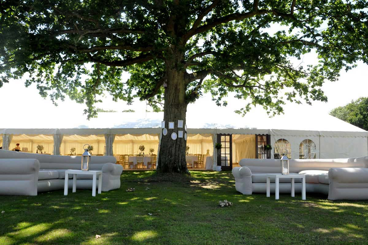 Wedding Marquee Hire in Surrey