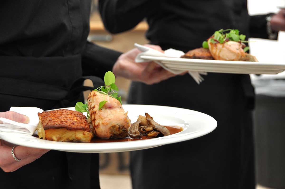 Wedding Caterers in Kent