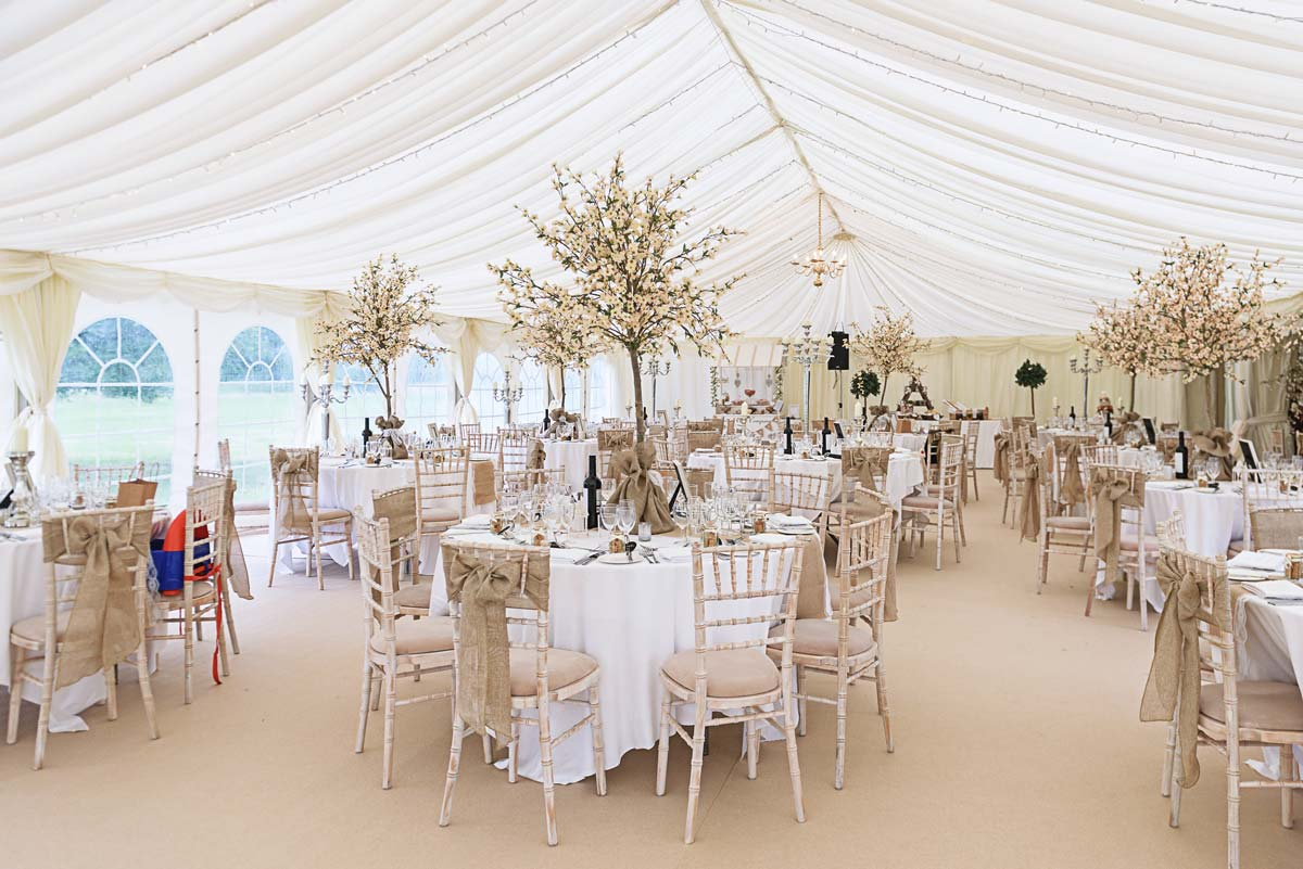 Marquee Hire in Sussex