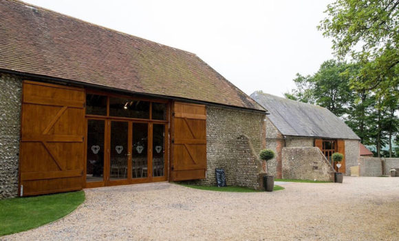 Weddings at Cissbury Barns