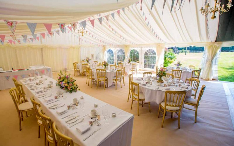 Marquee Hire in West Sussex