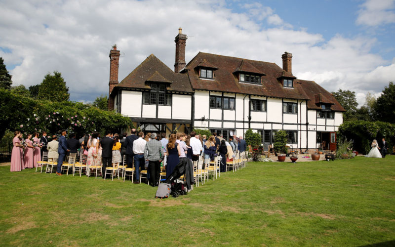 Emma & Rob's Kent wedding with Super Event