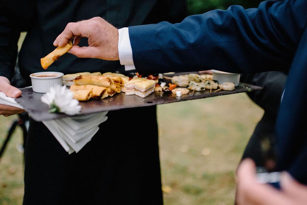 Zoe & Luke's wedding at Claverton House